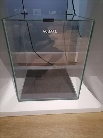 Akwarium , Krewetkarium Kostka Aquael 20l z filtrem Asap 500 i grzałką