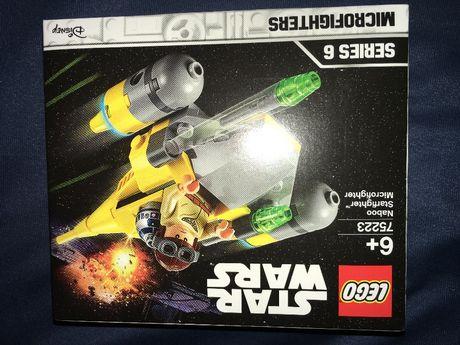 Lego Star Wars - NOVO