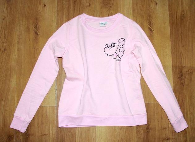 bluza bluzka różowa mickey mouse s 36 disney levis mohito plein liu jo