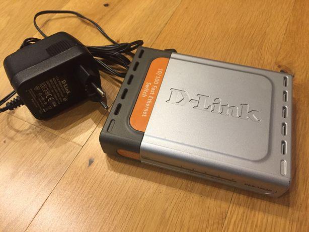 Switch sieciowy D-Link DES-1005D Fast Ethernet 5-portowy