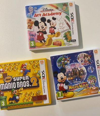 Jogos para Nintendo 3DS XL