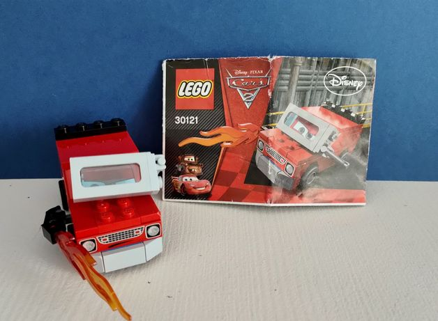 LEGO  Cars  30121