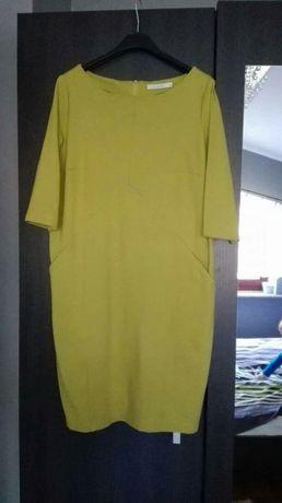 Sukienka.oliwkowa