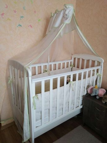Кроватка Верес Соня ЛД1