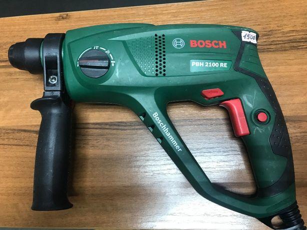 Перфоратор Bosch PBH 2100 RE 100% Оригинал