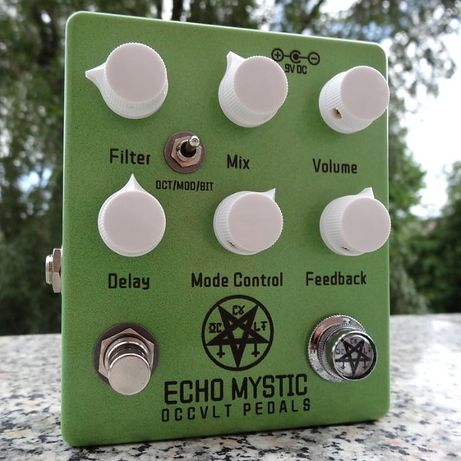 Echo Mystic efekt gitarowy delay / chorus / oktawer / bitcrusher