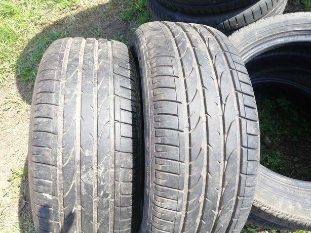 Opony Bridgestone  235/55/17 rok 10/ 15 Stan BDB cena za 2 sztuki