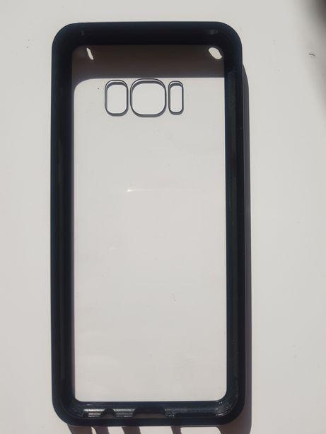 Case Obudowa metalowa na magnes Samsung S8