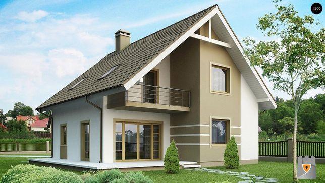 Проекты домов, коттеджей, дач: Архитектурное проектирование