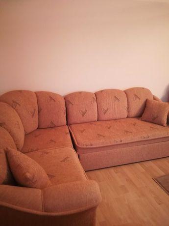 Wygodna Kanapa + dwa fotele sprzedam 2000zł do negocjacji Łapy