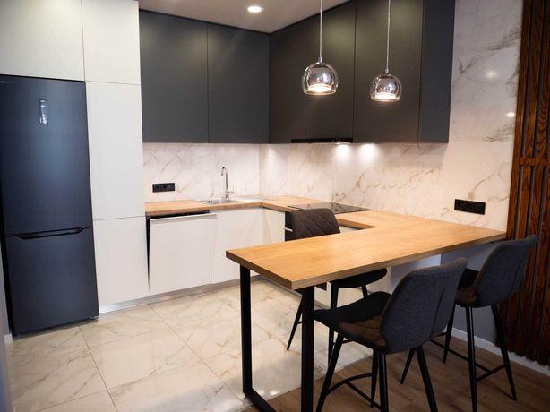 ЖК Центральный 2: кухня-студия+ спальня. Парко-место в паркинге.