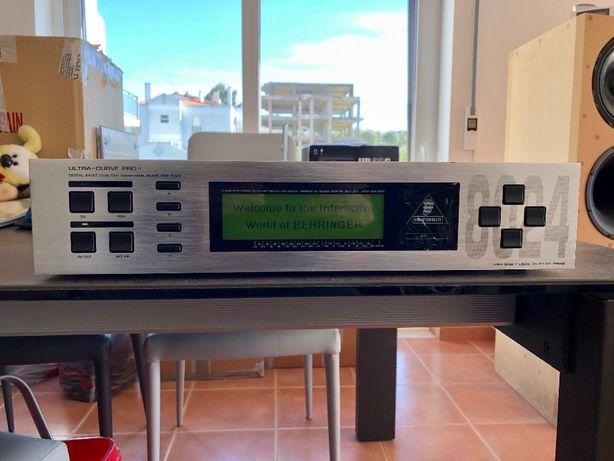 Equalizador Behringer DSP8024 UltraCurve Pro Digital Processor DSP9024