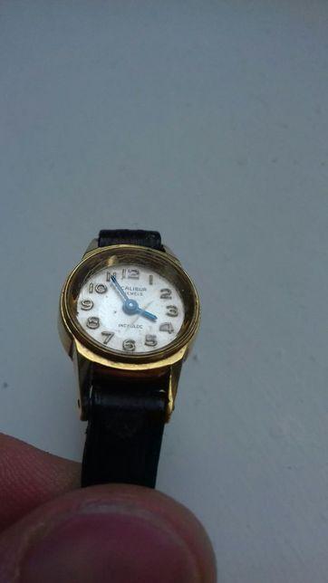 Zegarek damski Excalibur Swiss Szwajcarski niesprawny mechaniczny