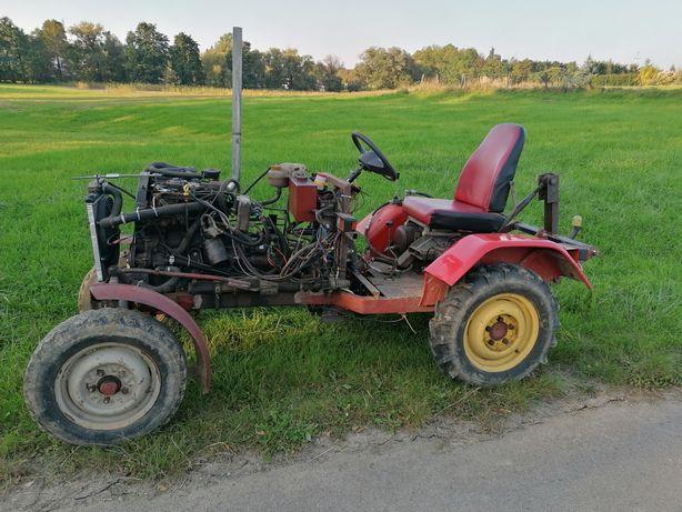 Traktorek sam 1.6td