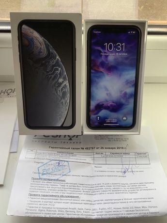 Продам телефон IPhone XR 128 GB