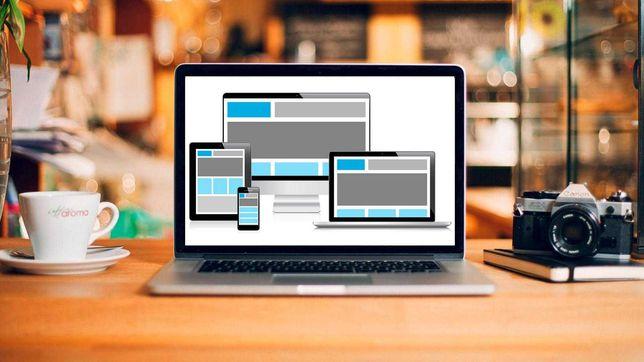 Создание сайтов на Wix