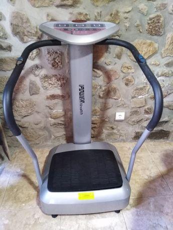 Máquina  de exercícios vibratória