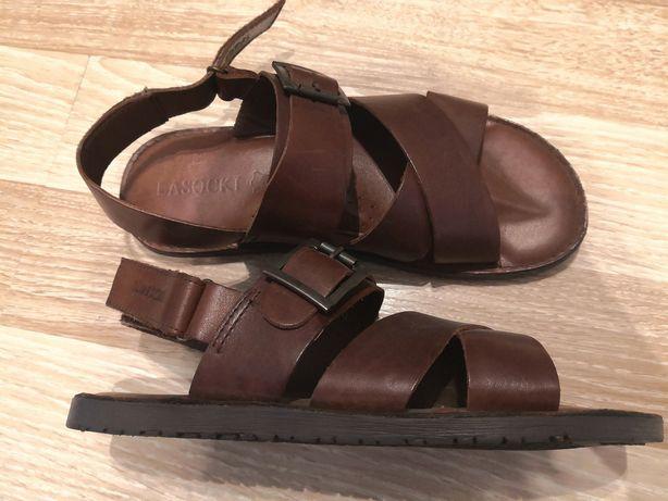 Sandały męskie Lasocki 40