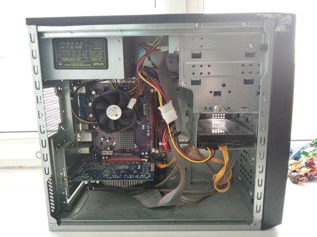 Компьютер  4 ядра, 2 гигабайта видеопамяти.
