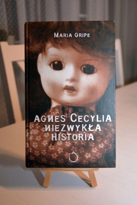"""""""Agnes Cecylia. Niezwykła historia"""" Maria Gripe Krapkowice - image 1"""