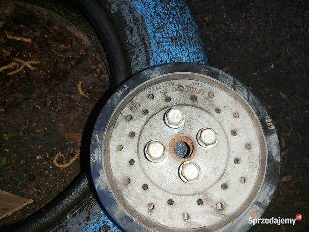 Koło pasowe Opel Insignia B20DTH