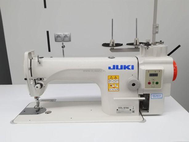 Stębnówka JUKI DDL 8700 z silnikiem servo Direct Drive-nowa