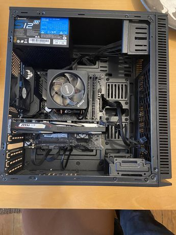PC GTX 1650 Gaming 4GB 8 cores