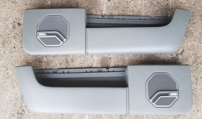 Głośniki QUART + zwrotnice  Mobil VW Passat B3