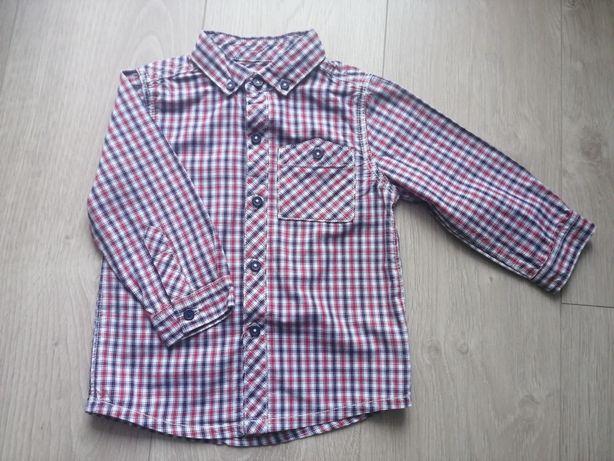 Koszula dla chłopca 86