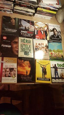 5.zestaw 12 filmow na dvd - nowe i obejrzane raz