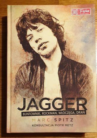 Jagger: buntownik, rockman włóczęga, drań