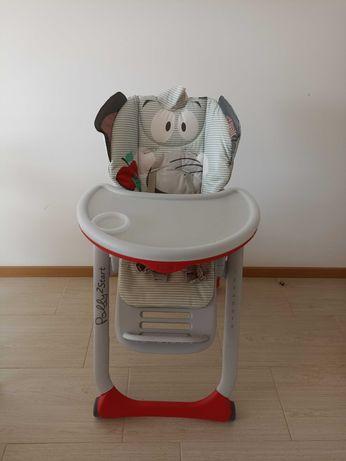 Cadeira de Refeição Chicoo (Polly 2 Start) 0m+  - Elefante