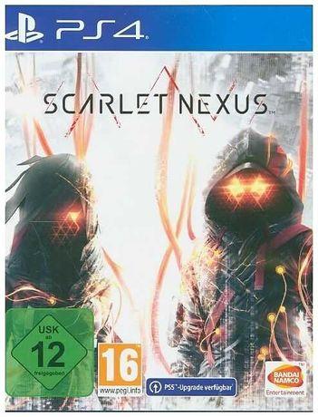 Scarlet Nexus PS4 Sklep z grami Vimagco Bydgoszcz PROMOCJA !!!