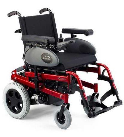 Срочно продам немецкую коляску с электроприводом.