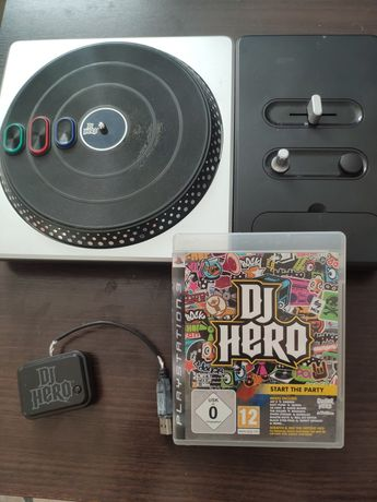 Gra na PlayStation 3 Dj Hero