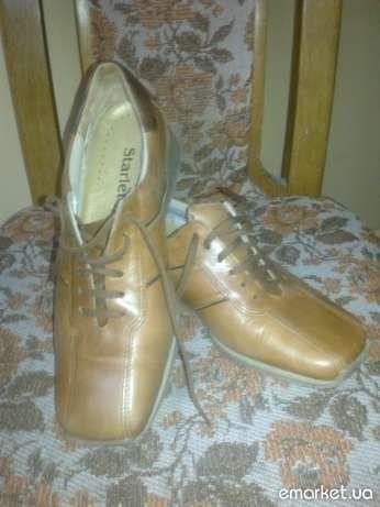 Мокасіни туфли Starlet 40 р.