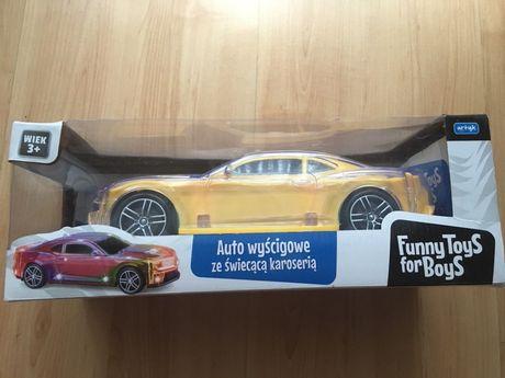 Auto wyścigowe