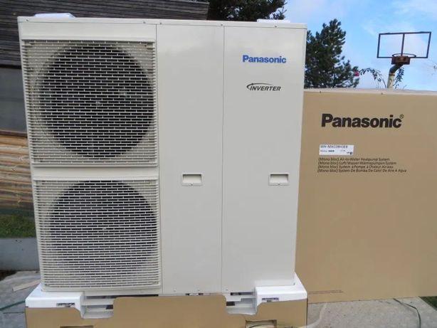 Pompa ciepła Panasonic WH-MXC09H3E8 9 kW Monoblok T-Cap