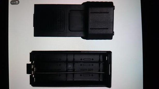 Adapter ,Bateria do Radio -Baofeng 5