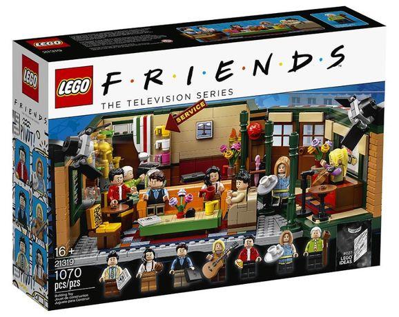 LEGO Friends Przyjaciele Central Perk 21319 Ideas NOWE