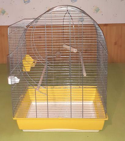 Duża klatka dla ptaków/papug