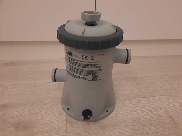 Pompa basenowa Intex na części.