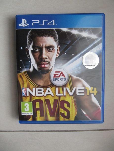 NBA Live 14 PS4 gra