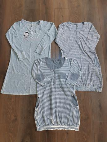 Koszule nocne Esotiq rozmiar S piżamy do karmienia dla karmiącej