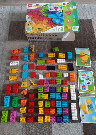 Лего lego 10848, набор 80дет на 1.5-3года