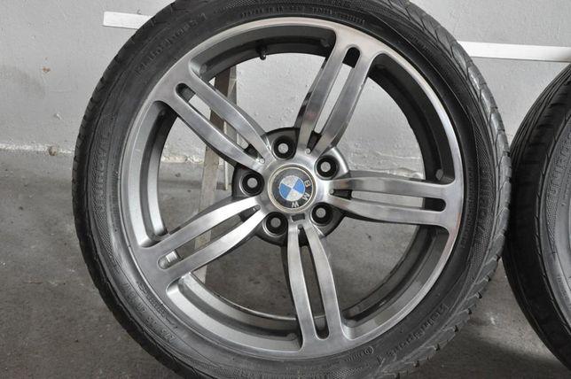 """Felgi Koła 18"""" BMW Germany 5x120 opony lato ET 20"""