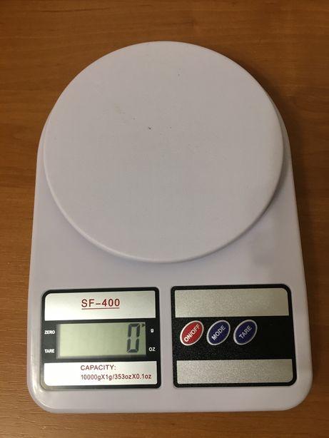 Весы кухонные бытовые SF-400 на 10 кг