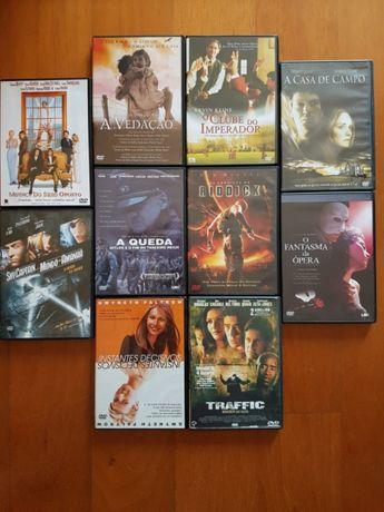 DVDs Clássicos (Conjunto/Individual)
