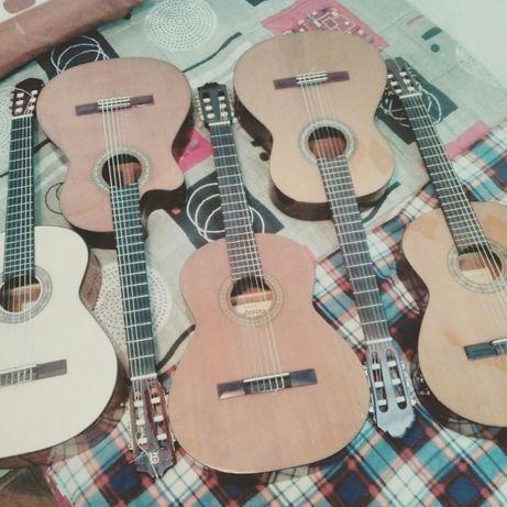 Aulas de Guitarra Clássica (Viola) - prof. Pedro Rodrigues.