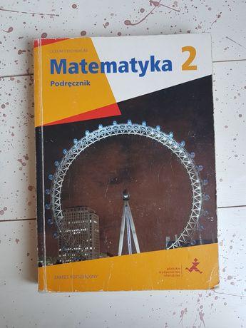 Matematyka 2 / podręcznik